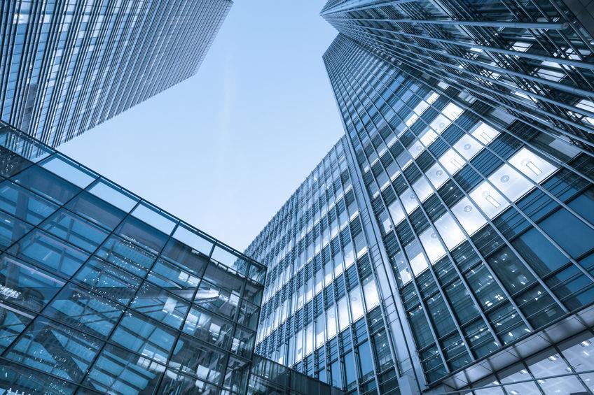 51785494 - windows of skyscraper business office, corporate building in london city, england, uk