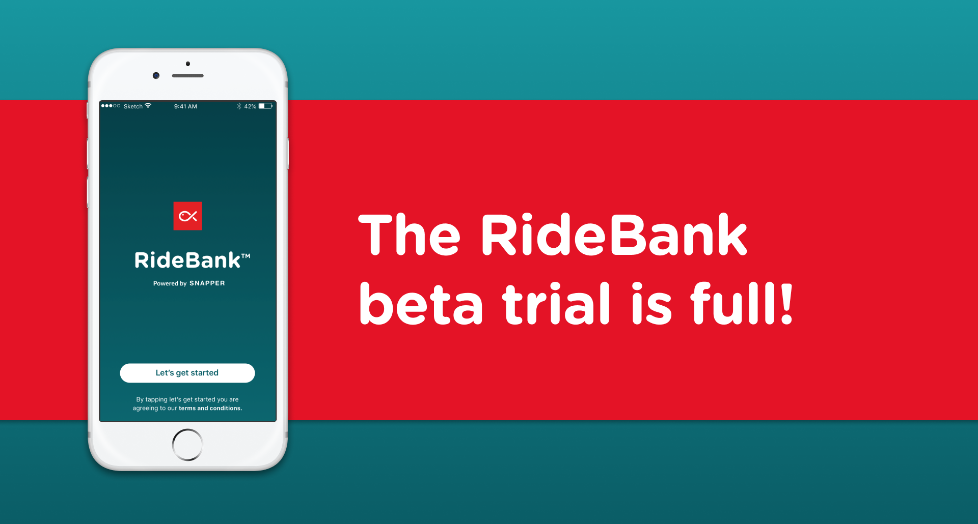 Introducing RideBank™ | Snapper