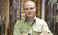 The Public Brewery head brewer Brendan Guild