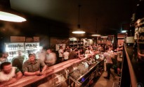 Saint John 1 Bar with crowd