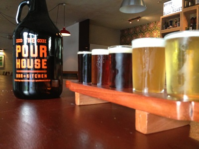 7 The Pourhouse Beers