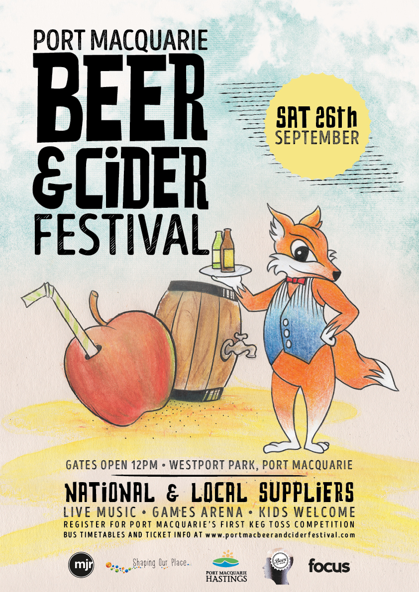 Beer and Cider Festival Poster Final