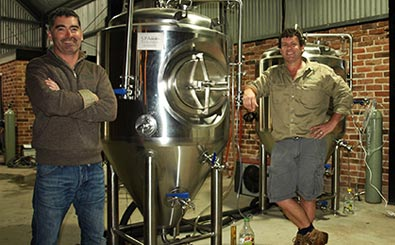 nano-brewery