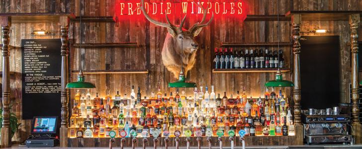 Freddie Wimpoles