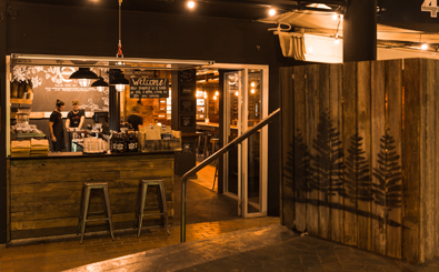 The new 4 Pines Underground in Manly