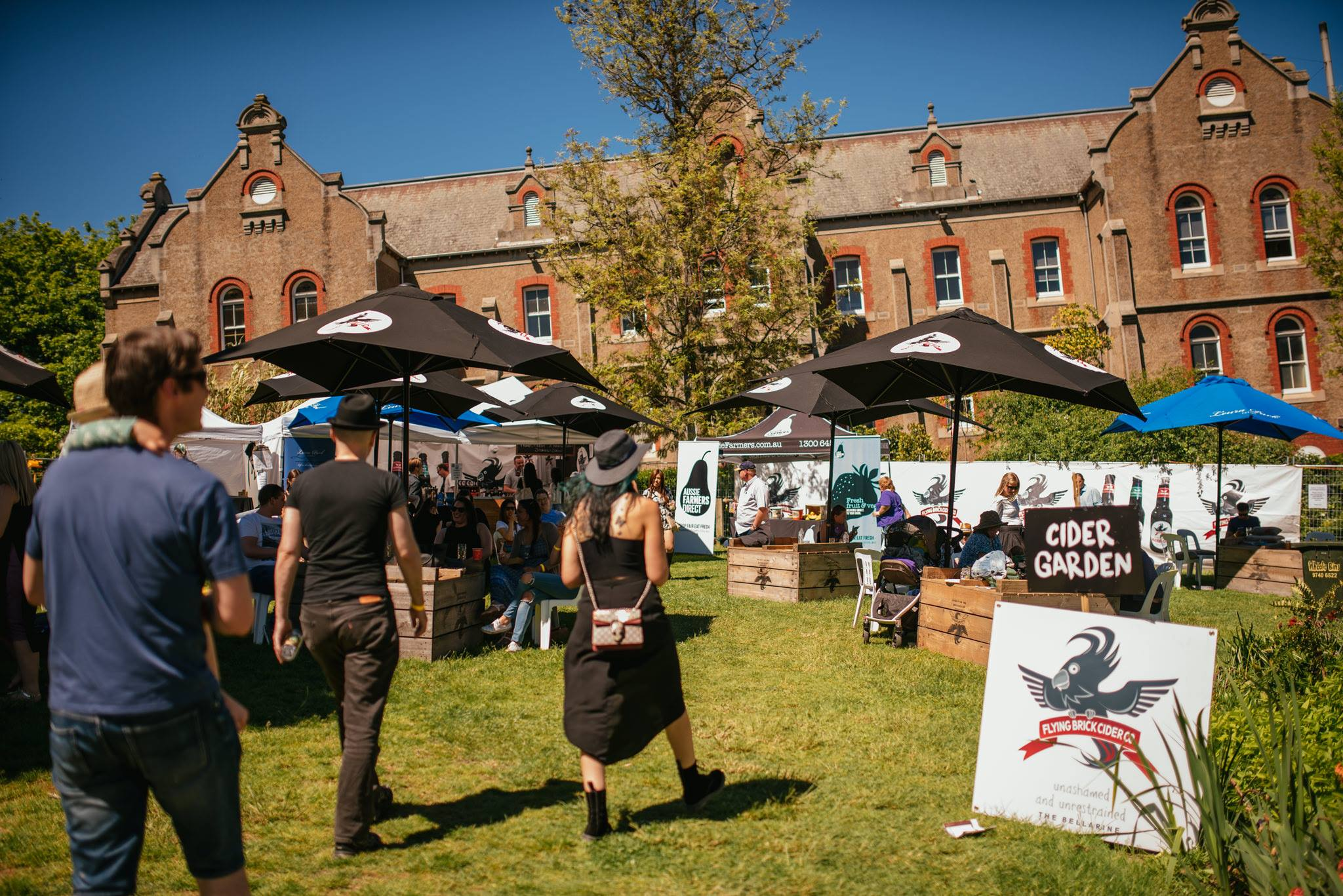 Brewers Feast 2016 at the Abbotsford Convent