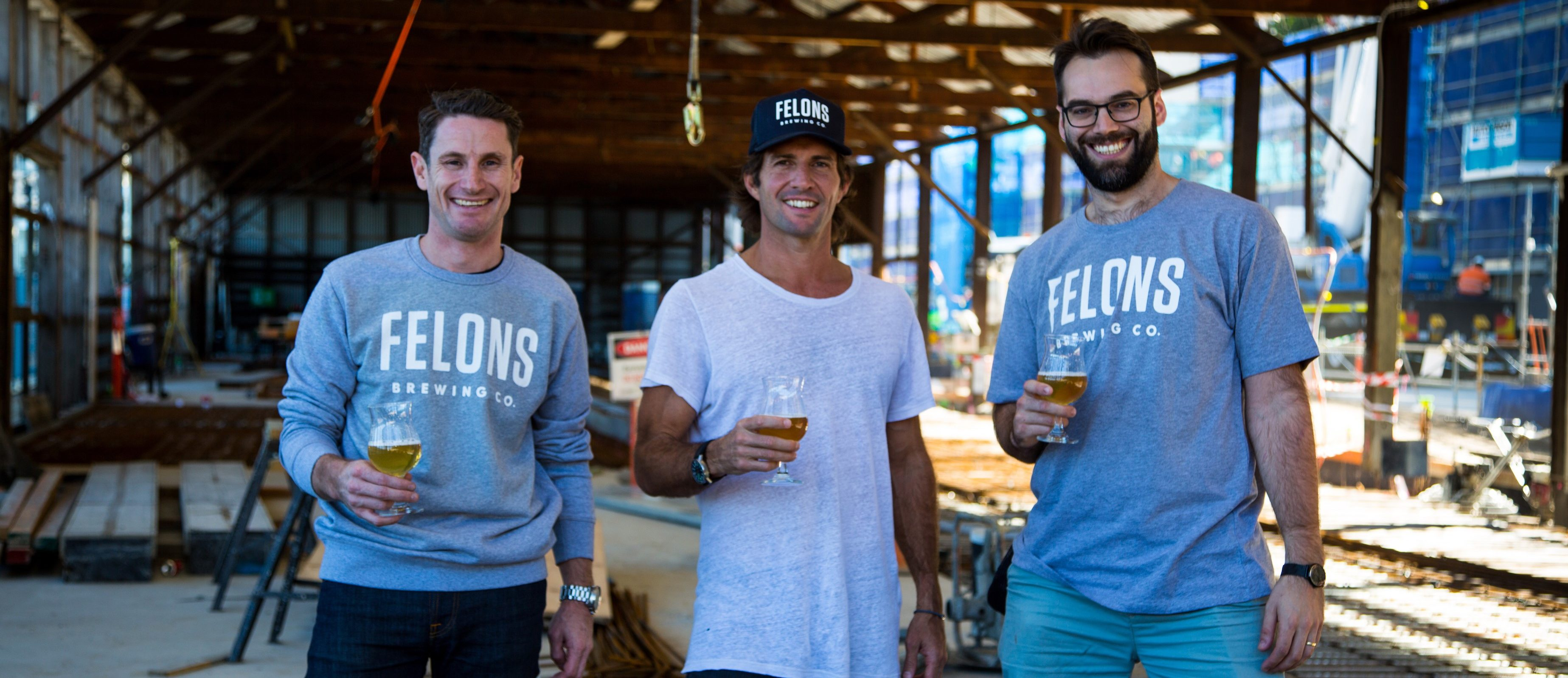 Felons Brewing