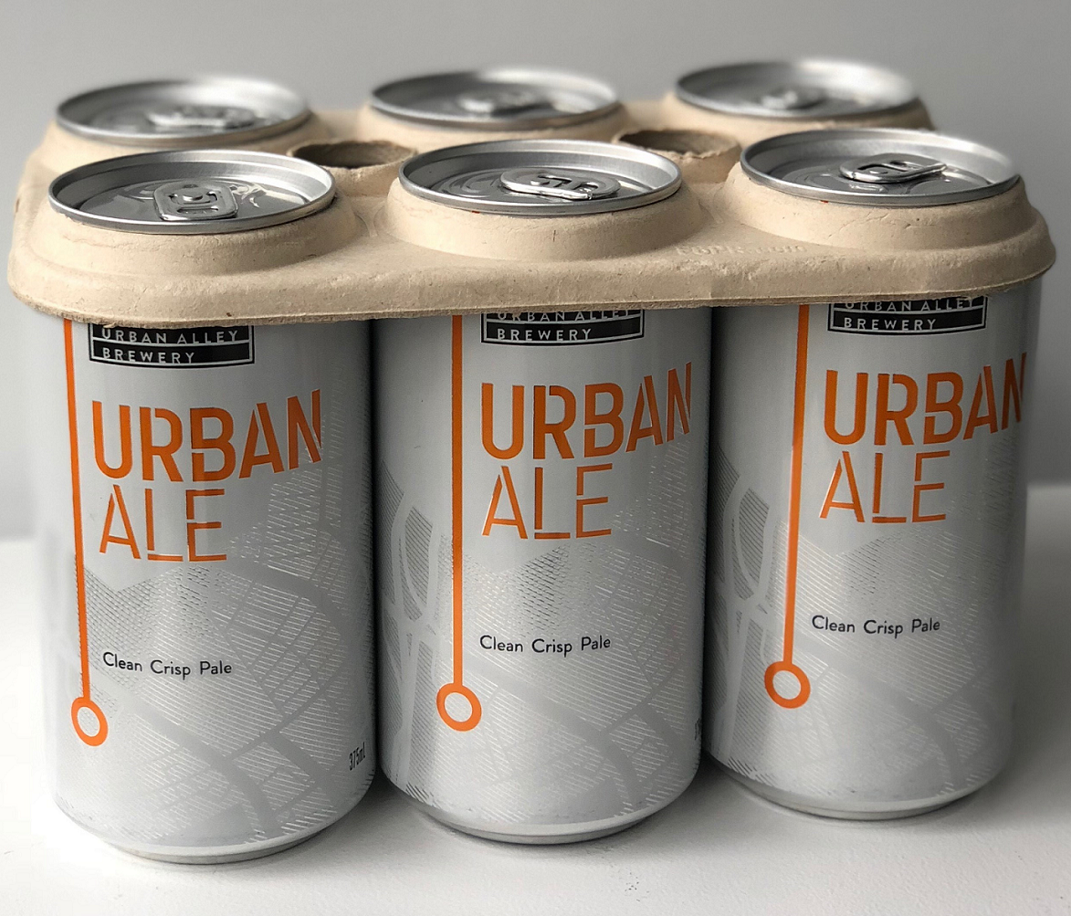urban Alley cans