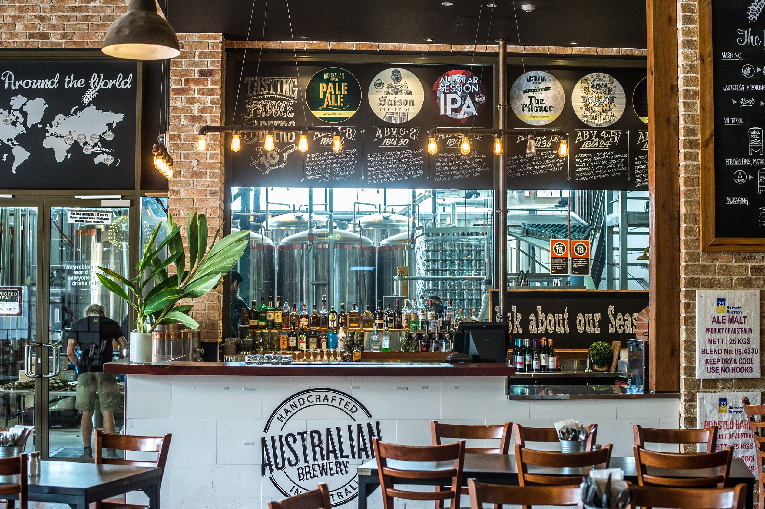 Australian Brewery Redcape