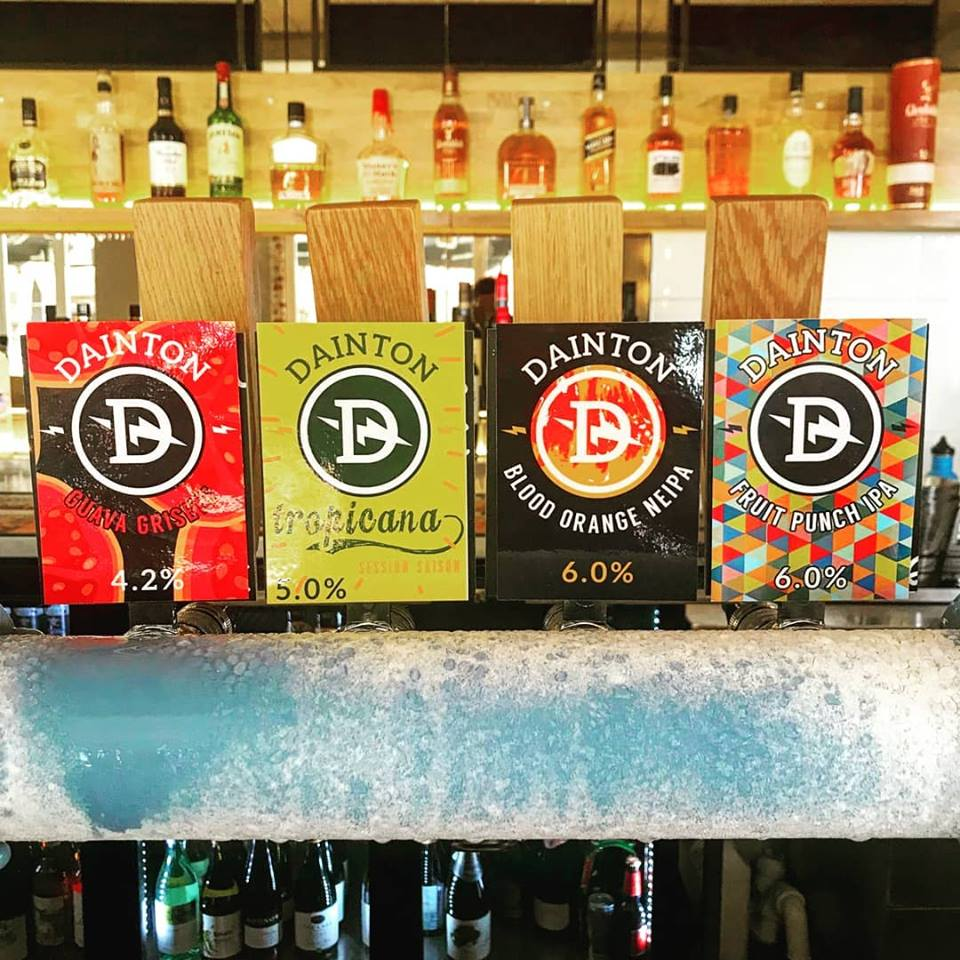 Dainton Tap takeover 2