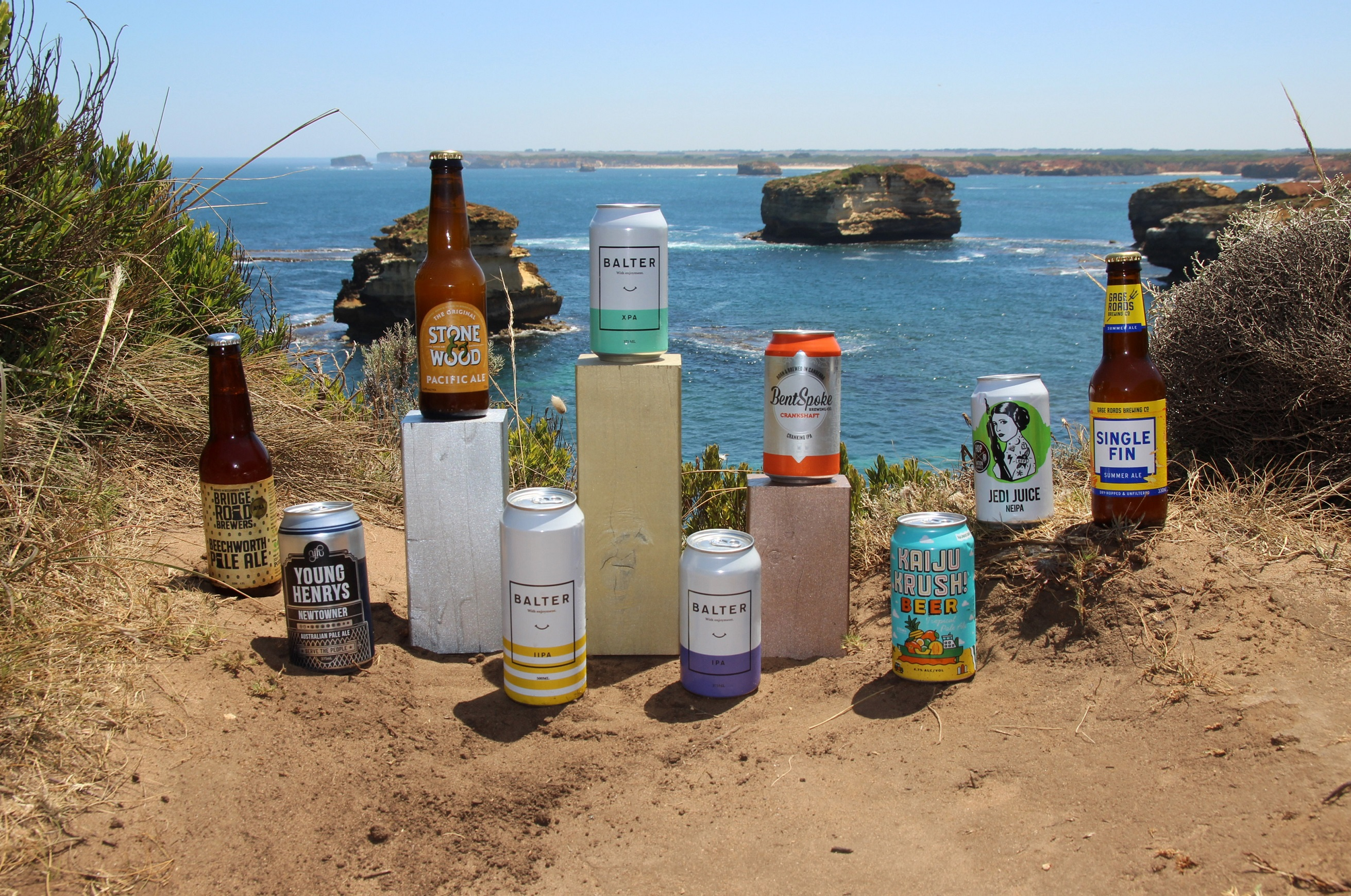 GABS Hottest 100 Aussie Craft Beers of 2018 Top Ten (credit The Crafty Pint)