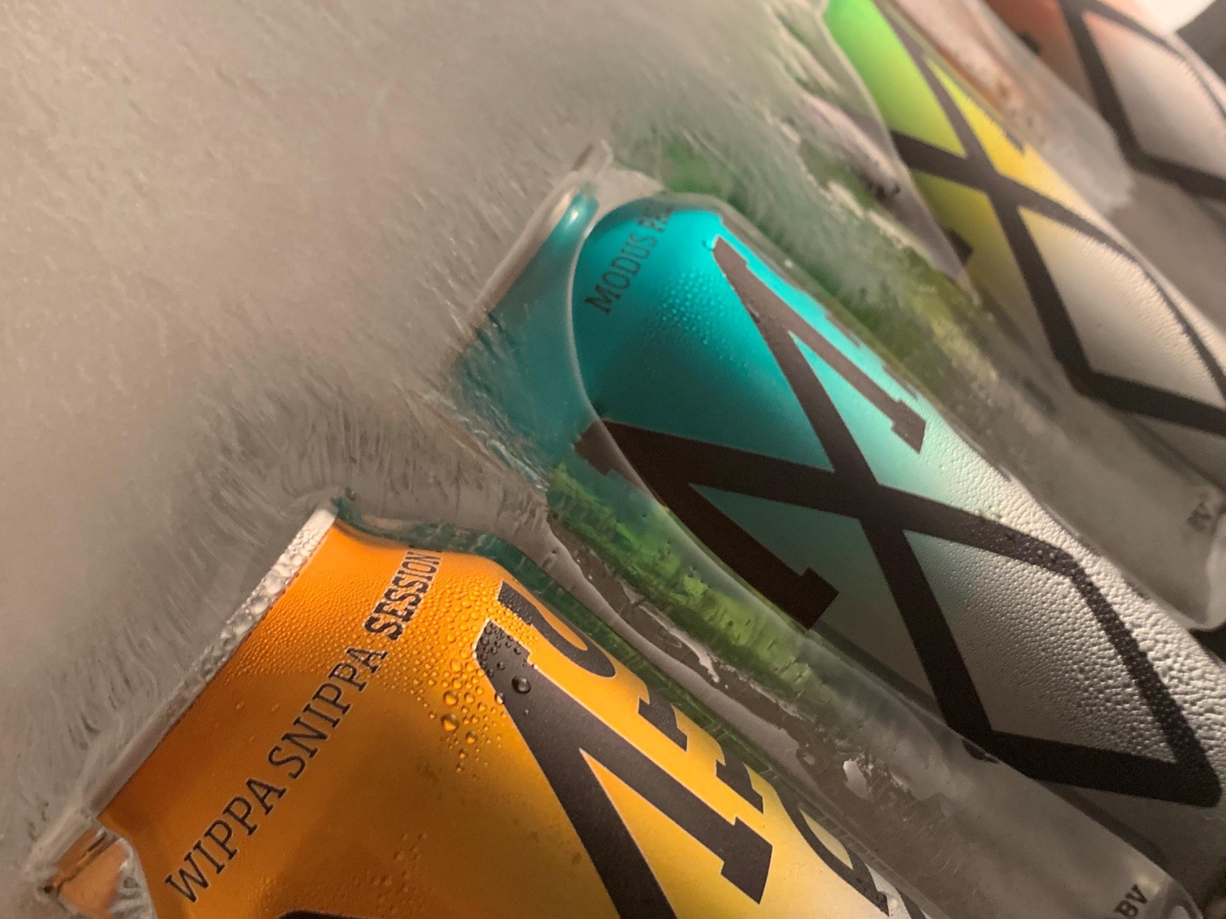 Modus Operandi new cans
