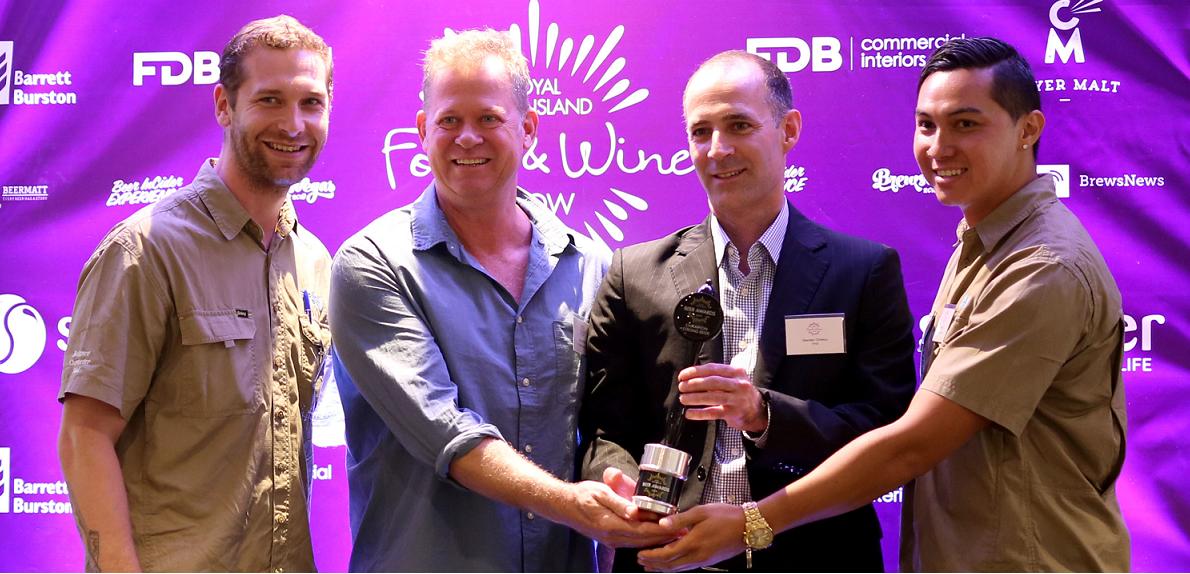 Burleigh Award