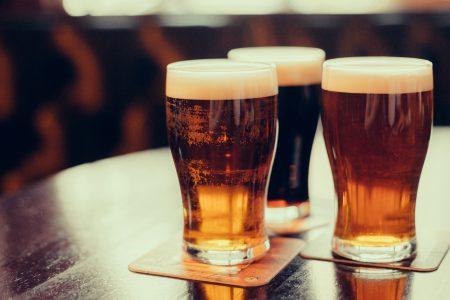 beer consumption