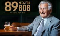 Bob Hawke bigger