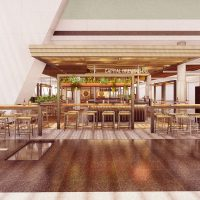 Capital Brewing Co Airport Bar Preliminary Design Concept