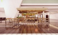Capital Brewing Co Airport Bar Preliminary Design Concept