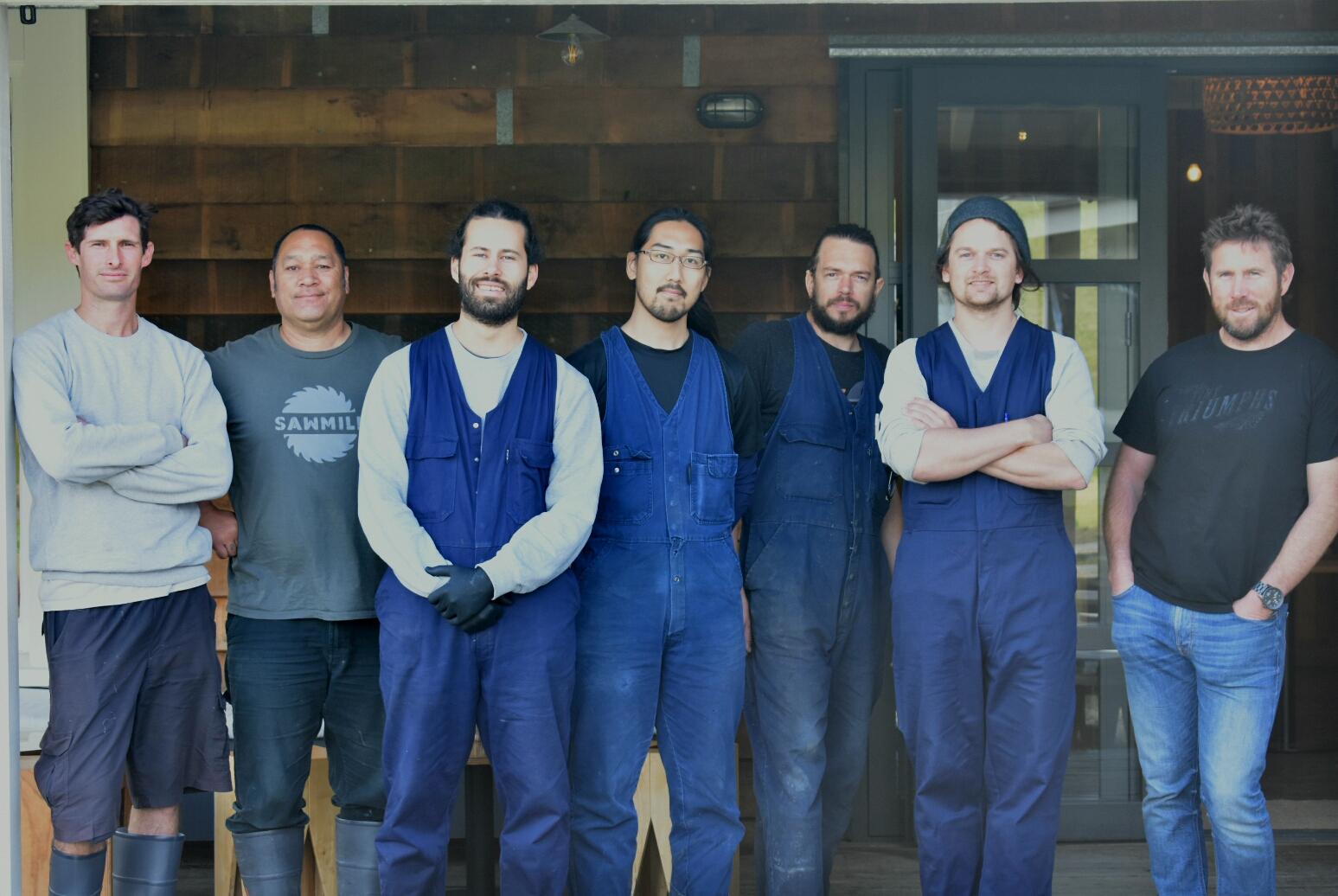 Sawmill-Brew-Team