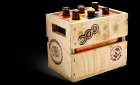 BWS World Beer Crate
