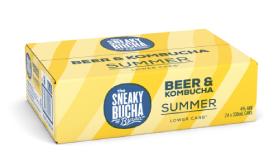 Sneaky Bucha Carton SUMMER