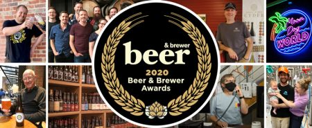 2020 Beer & Brewer Award winners announced