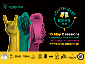 South East Beer is Back for 2021! @ Bad Shepherd Brewing