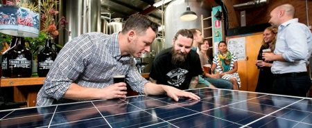 Young Henrys to become fully solar powered