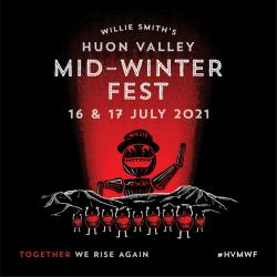 Willie Smith's Huon Valley Mid-Winter Festival @ Willie Smith's Apple Shed, Huon Valley, Tasmania