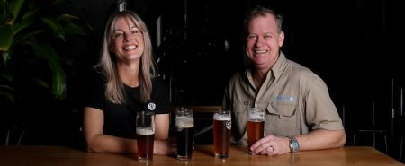 Burleigh toast 15 years with expansion and a new beer
