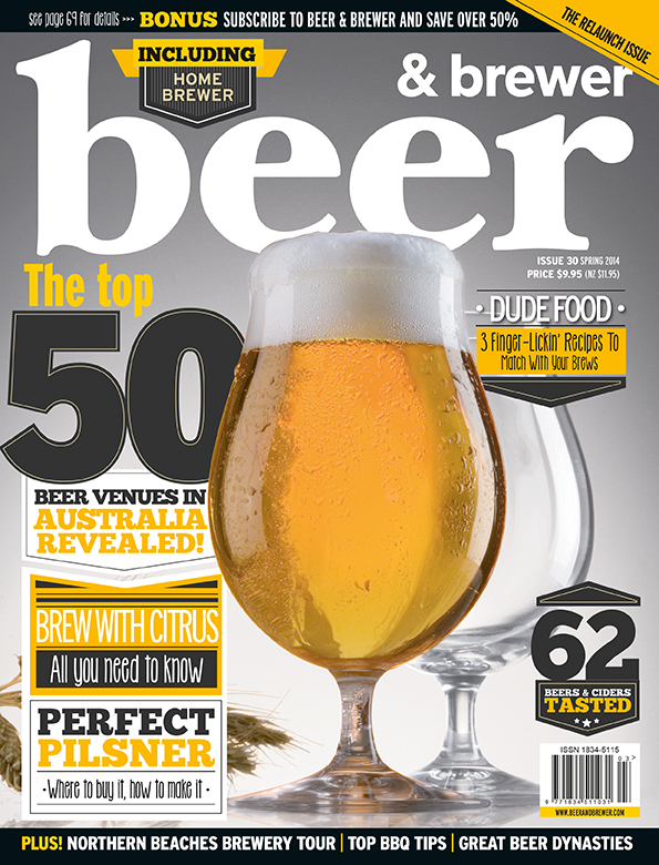 Beer & Brewer - Issue 30