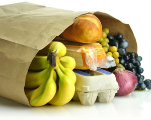 Fruits Paper Bags