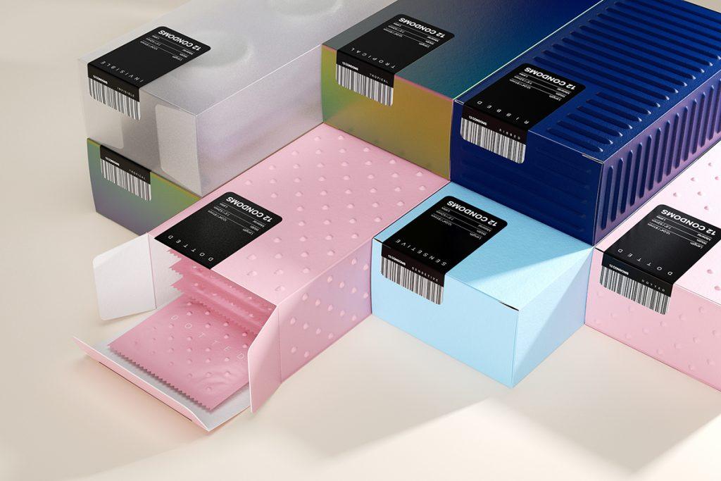 Kraft designing and printing