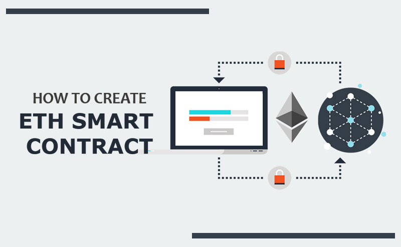 create eth smart contract