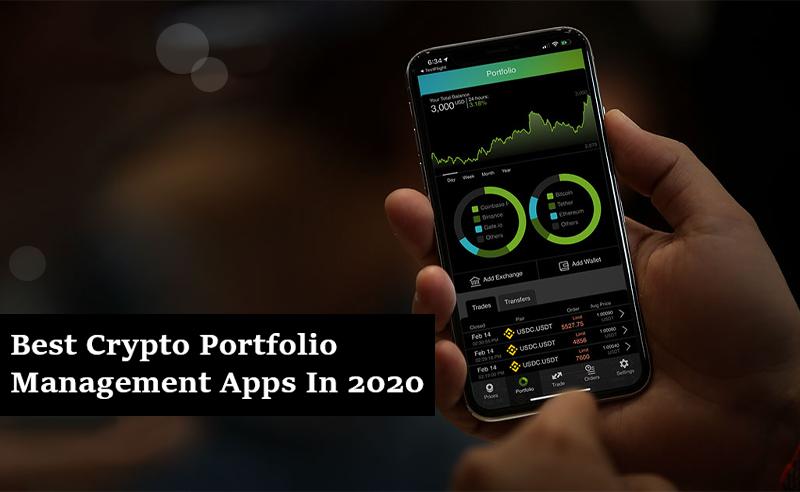 Best crypto portfolio management apps in 2020