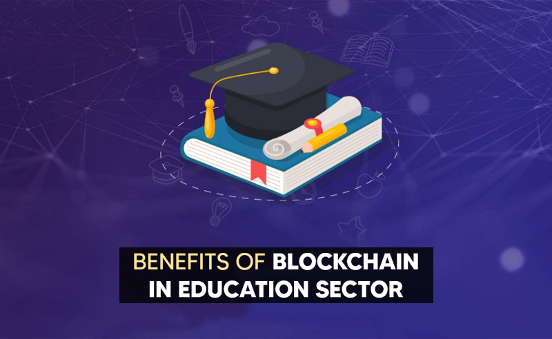 Benefits of blockchain in education