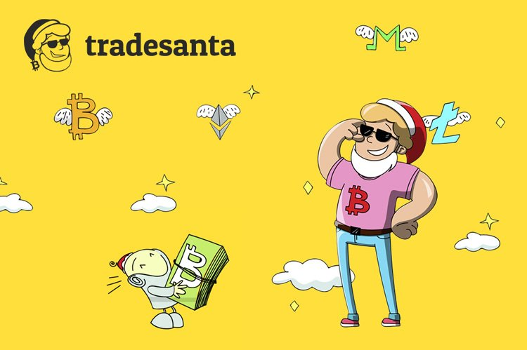 Automated trading: you need only 2 minutes to set up your bot on TradeSanta