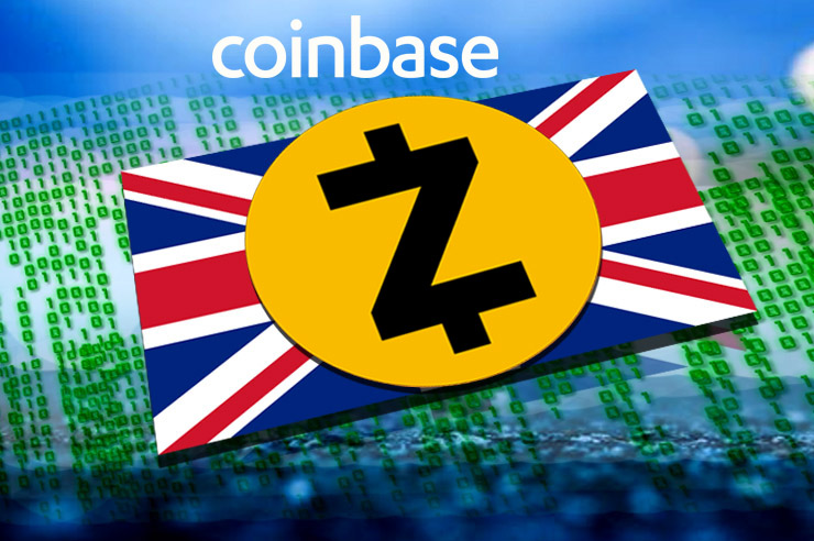 Coinbase Dropping Support For Zcash Customers In UK