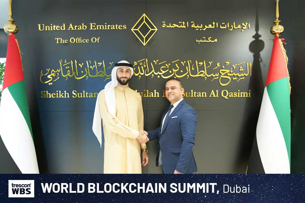 Trescon and LEAD Ventures join hands for the 13th edition of World Blockchain Summit in Dubai