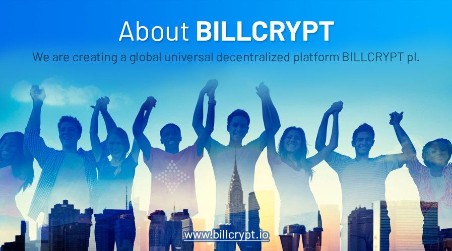About BILLCRYPT