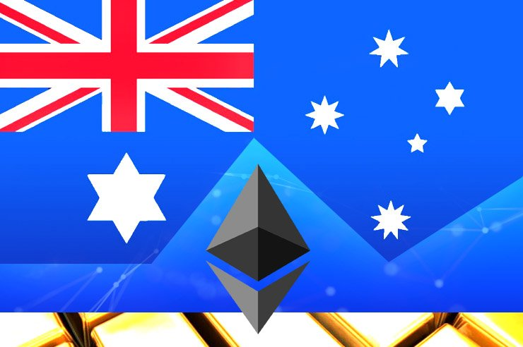 New Ethereum Token Backed By Australian Government Gold Reserves