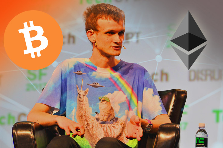 Ethereum Will Overtake Bitcoin With New Update Claims Founder Vitalik Buterin