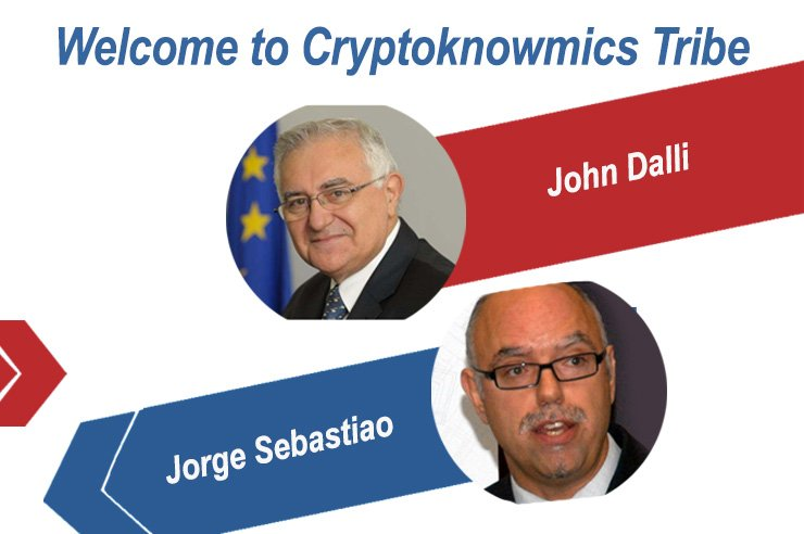 Cryptoknowmics Welcomes John Dalli and Jorge Sebastiao to its Tribe