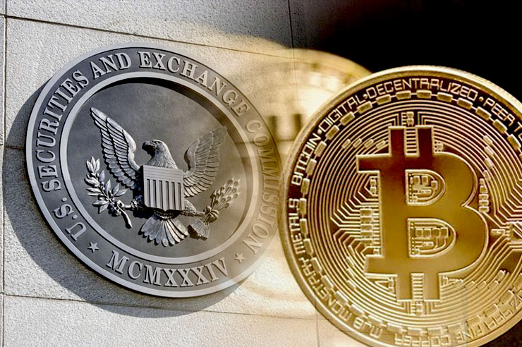Bitcoin does not seem to be affected by the SEC's rejection and sets its target at US$ 9,000