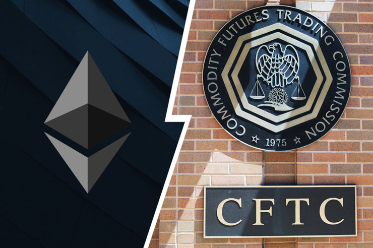 CFTC Chairman, Tarbert Defines Ether (ETH) As a Commodity
