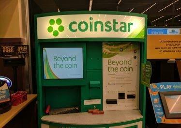 Coinme Launches 100 Coinstar kiosks in Denver