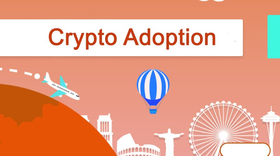 Cryptocurrency Adoption: Countries on the Positive Side of History, and Those that Are Resistant