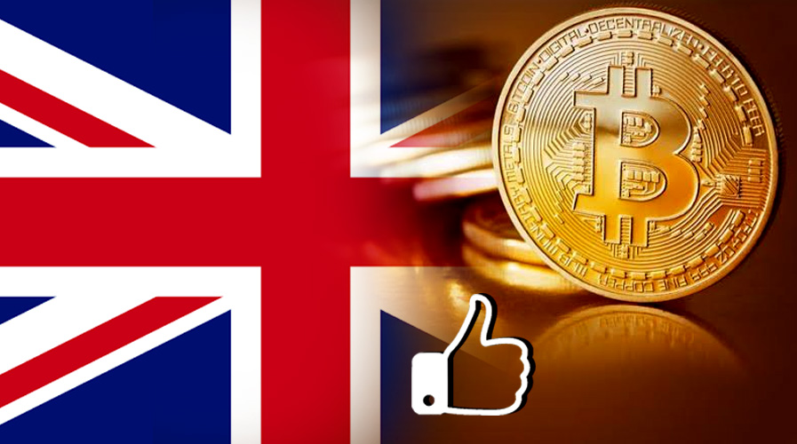 UK Crypto Receives Go-Ahead Signal