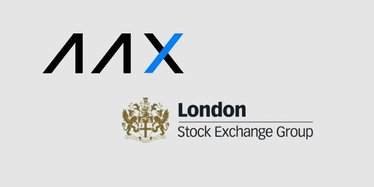 Crypto Exchange AAX Joins London Stock Exchange Group (LSEG) Partner Platform