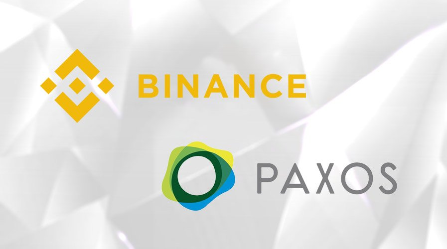 Binance Integrates Paxos' New Fiat Gateway for Fiat and Stablecoin Swap