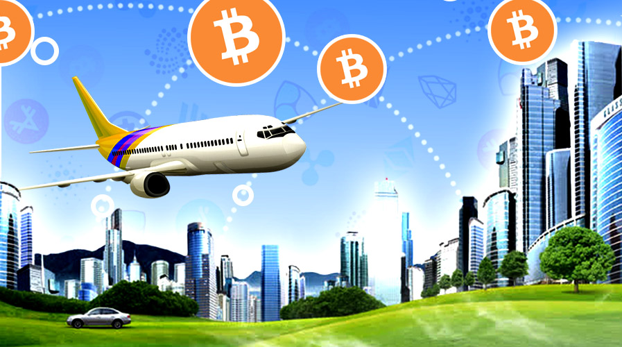 Customers at Miami International Airport are Booking Flights with Bitcoin